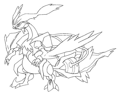 pokemon coloring pages black kyurem coloring page pokemon alternate forms pok 233 mon alternate