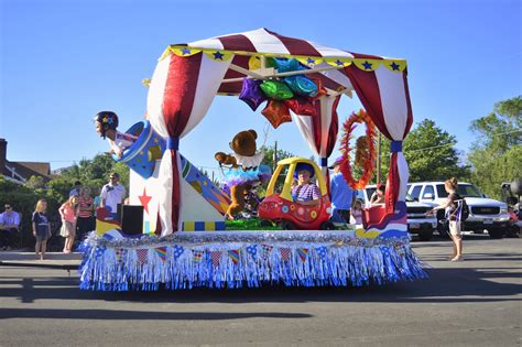 Sweepstake Winner - miniature float parade winners lehi free press