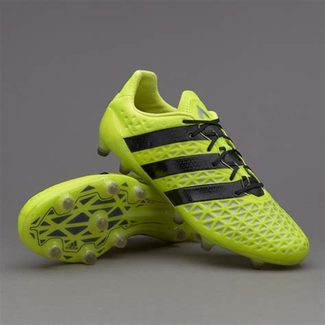 Sepatu Bola Adidas Ace 16 1 sepatu bola adidas ace 16 1 fg ag solar yellow black