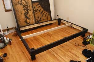 Easy Diy Platform Bed Frame 301 Moved Permanently