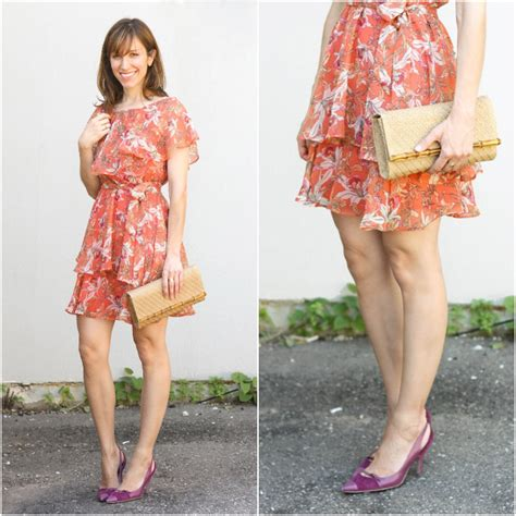 what color shoes to wear with purple dress 5 favorite color shoes to wear with an orange dress