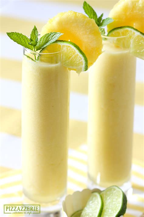 pineapple martini recipe pineapple coolers recipe perfect summer drink