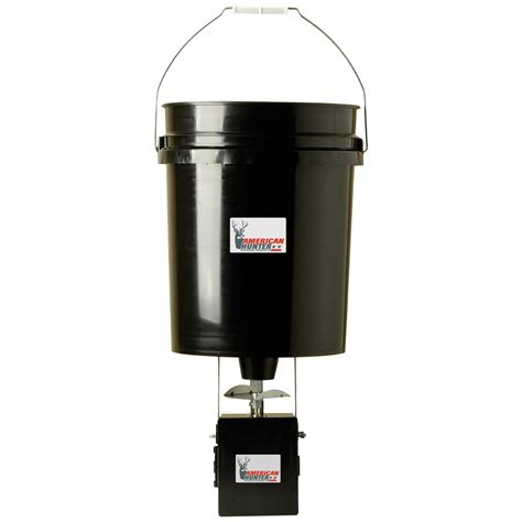 American Feeder american 174 40 lb hanging feeder with e kit 148054 feeders at sportsman s guide