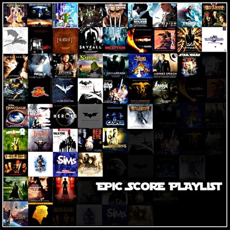 epic film scores playlist 8tracks radio epic score playlist 65 songs free and