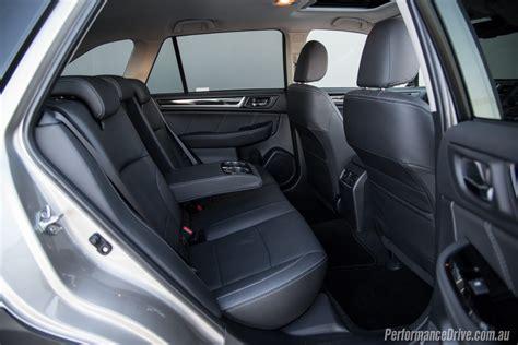Subaru Outback Seats by 2016 Subaru Outback 3 6r Review Performancedrive