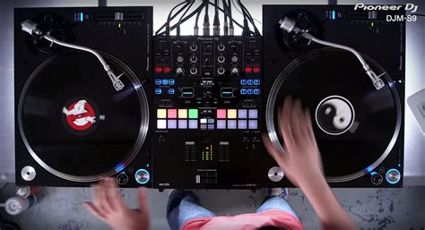 image de table de mixage pr 233 sentation de la nouvelle table de mixage pioneer djm s9