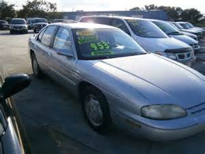 buy used 1995 chevy lumina ls 4door sedan silver 92