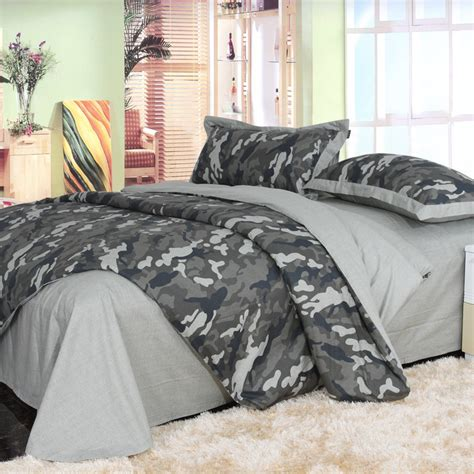 camo bedding king aliexpress com buy 2015 new 4pcs 100 cotton cool unique