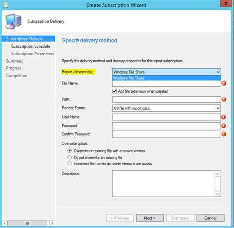 sql query notification tutorial configuring email notification for configuration manager