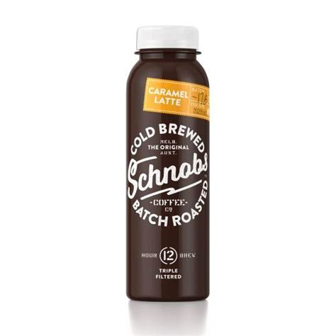Brewed Coffee Shelf by The Grocery Schnobs Cold Brewed Coffee