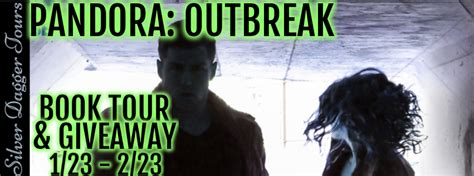 pandora outbreak by eric l harry book tour giveaway