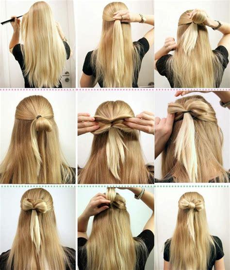 simple hairstyles for everyday at home schnelle und einfache frisuren stylingideen mit anleitungen