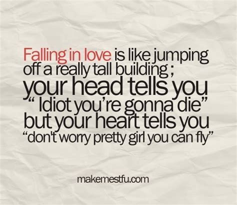 Falling In Quotes by Falling In Quotes For Him Quotesgram