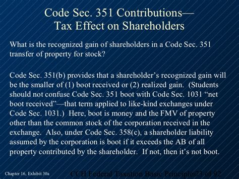 tax code section 1031 2013 cch basic principles ch16 piii