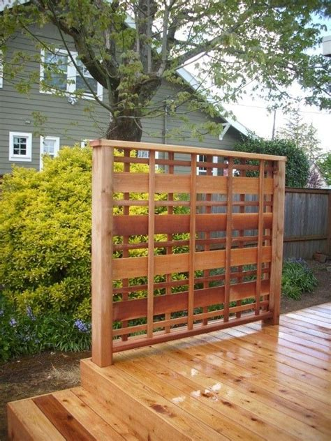 Wood Lattice Trellis 25 Best Ideas About Lattice Deck On Lattice