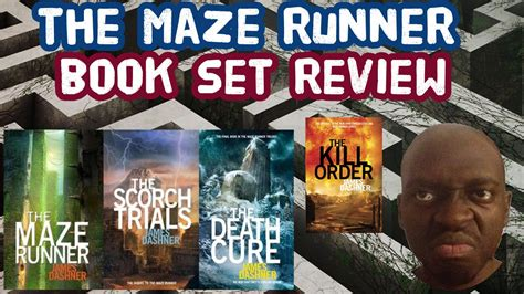 runner s runner s series books the maze runner book series review dashner