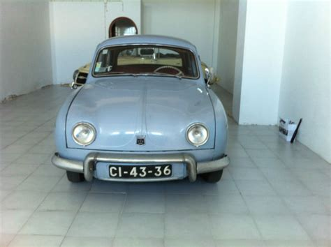 1959 renault dauphine 1959 renault dauphine for sale photos technical