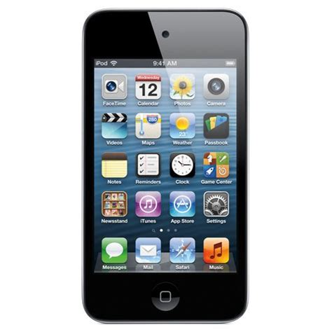 Apple Ipod Touch 2012 apple ipod touch 4th generation 16gb october 2012 version black bbysocialstudies bestbuy