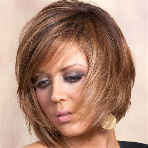 short hairstyles with highlights 2013 bob haircut with caramel lowlights and blonde highlights