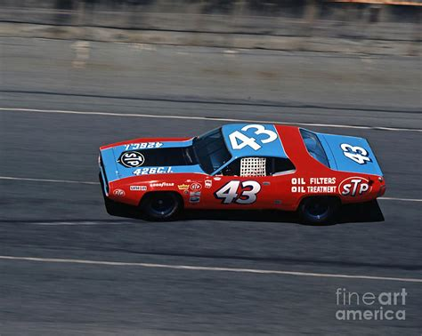 Richard Petty 43 by Richard Petty 43 Stp Plymouth 1972 Daytona 500