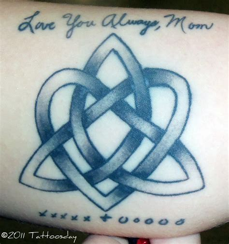 celtic trinity knot tattoo knot tattoos and designs page 69
