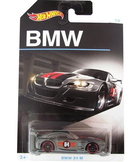 Hotwheels Bmw Series Z4 wheels bmw anniversary series bmw z4 m 7 8