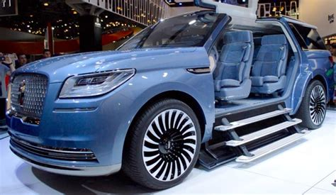 lincoln navigator redesign specs concept price