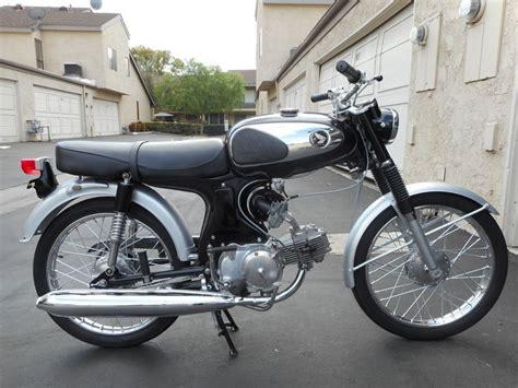 restored honda 90 1965 photographs at classic