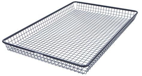 Mesh Rack by Steel Mesh Basket Xl Rlbxl Rhino Rack