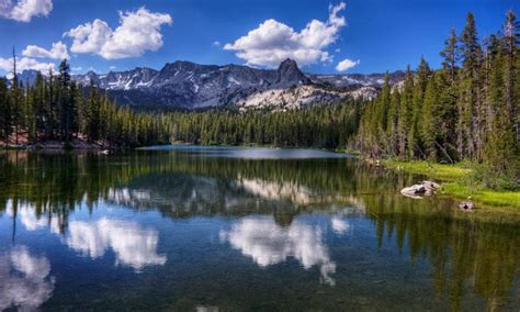 Lake Mamie Cabins by Lake Mamie Mammoth Lakes California Alltrips