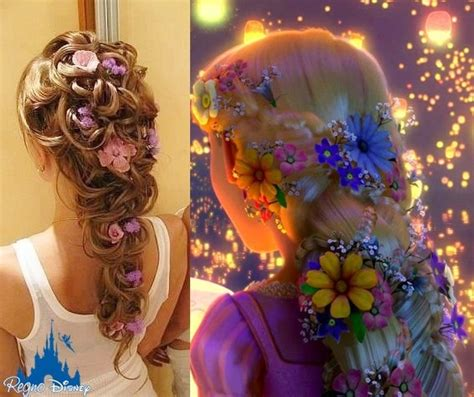 Rapunzel Hairstyle by Rapunzel Hairstyle Hair