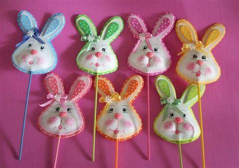 foami para baby shower como hacer conejos de foami para baby shower