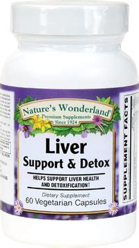 Buy Primary Detox by Liver Support Detox 60 Vegetarian Capsules Nature S