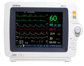 Patient Monitor Umec 10 Mindray mindray imec 8 patientenmonitor 6302b pa00106