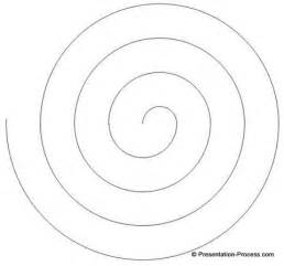 Spiral Tree Template by Create Spiral Model In Powerpoint Easily