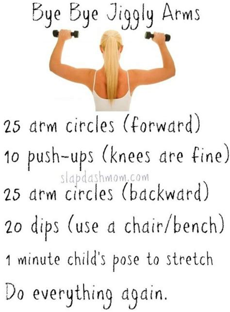 best 25 arm workouts at home ideas on
