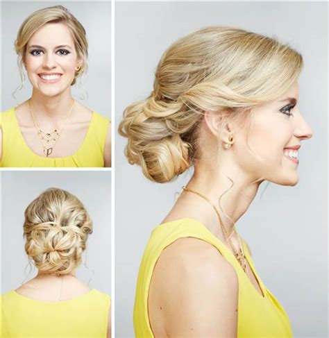 Wedding Hairstyles Soft Updo by Wedding Hairstyles Bridal Looks Today