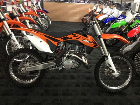 Ktm Sx 125 2013 Buy 2013 Ktm 125 Sx Mx On 2040 Motos