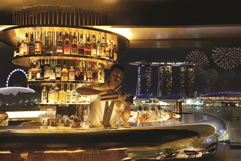 Top 5 Bar Singapore by Dine Or Singapore New Year S 2016 To 2017