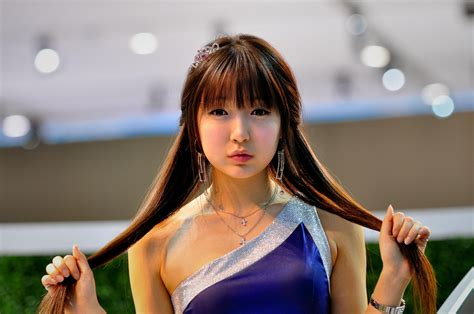 Phillipe New She Is 18 by Auto Show Korea 2009 18 She Looks So Cgi Like But She