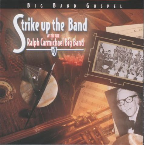 A Place By Ralph Carmichael The Ralph Carmichael Big Band Strike Up The Band 1994