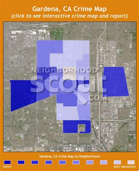 Gardena Ca Neighborhood Gardena Crime Rates And Statistics Neighborhoodscout
