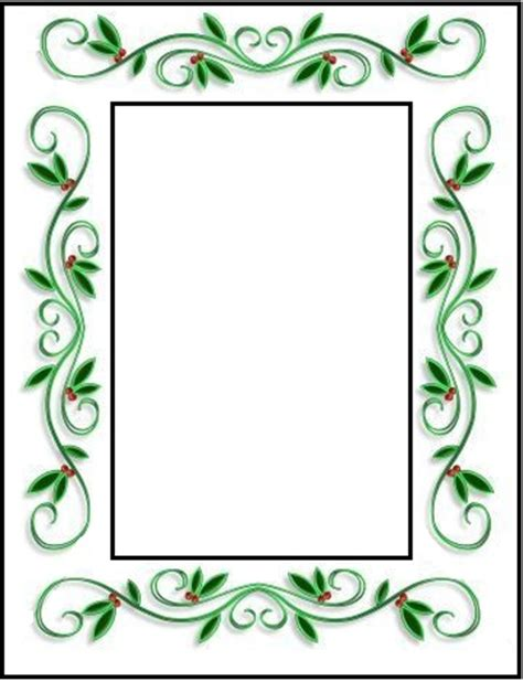 borders and frames coloring part 3