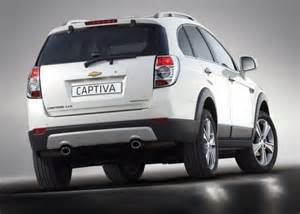 2012 Chevrolet Captiva Specs 2012 Chevrolet Captiva Photos Features Price