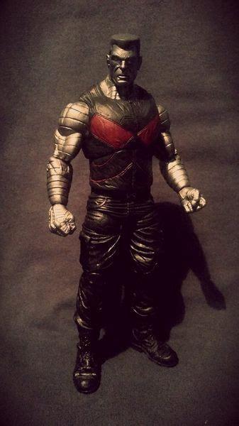 Colossus Marvel Select Toys Figure marvel select deadpool colossus 7 inch figure deadpool custom figure custom