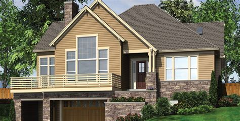 front sloping lot house plans front sloping lot house plans 100 images walkout