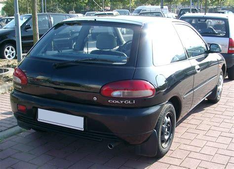 colt mitsubishi 1995 1995 mitsubishi colt partsopen