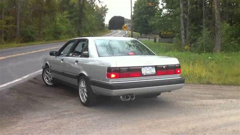 Audi 20v Turbo by 1991 Audi 200 20v Turbo 3b 3 Quot Exhaust