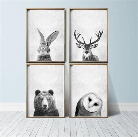ideas  woodland animal nursery  pinterest