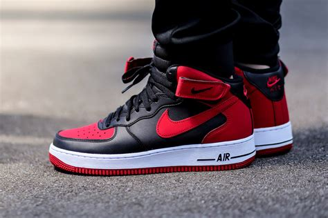 nike air force  mid bred sneaker bar detroit